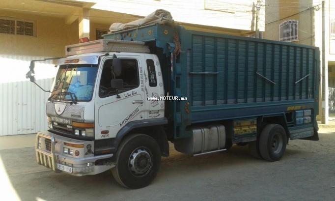 شاحنة في المغرب ميتسوبيتشي فيجهتير - 123118