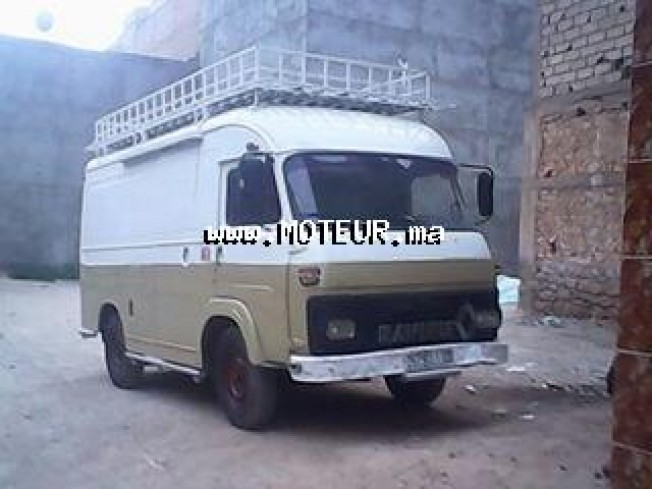 renault trafic saviem 1983 diesel 52722 occasion beni mellal maroc. Black Bedroom Furniture Sets. Home Design Ideas