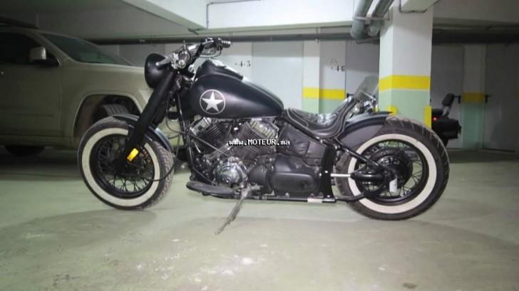 Moto au Maroc YAMAHA V star custom 650 Bobber - 133323