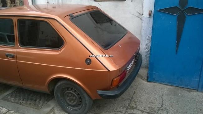 Voiture au Maroc FIAT 127 Ba9i motor melih kolechi dorijin - 86580