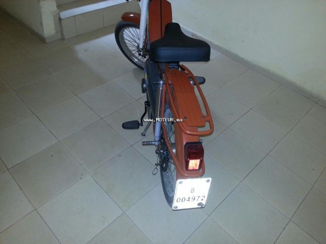Moto au Maroc PEUGEOT 103 49.5 - 133537