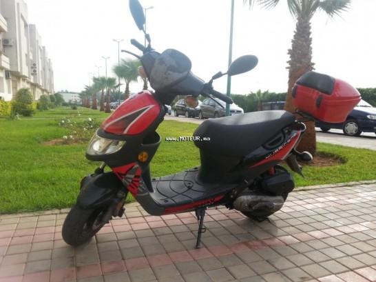 دراجة نارية في المغرب كييواي هوريكاني 50 - 133103
