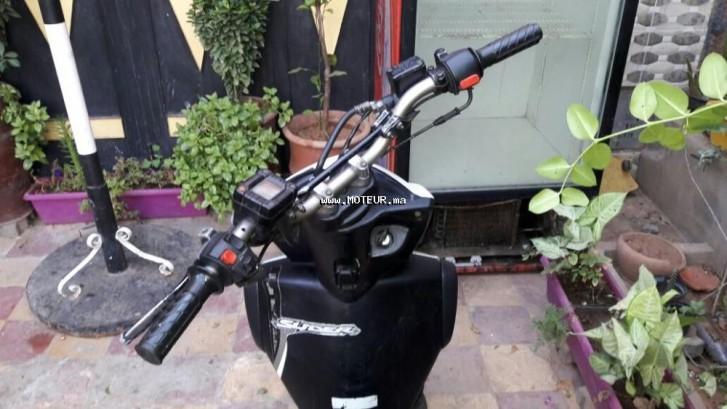 Moto au Maroc YAMAHA Slider 50 Stunt slider - 133731