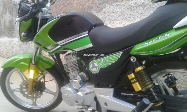 Moto au Maroc TITAN Sidewinder softail 125 r - 133775