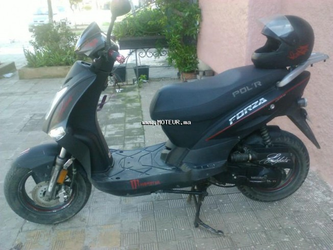 دراجة نارية في المغرب بولاريس اوتري Polr forza - 128631