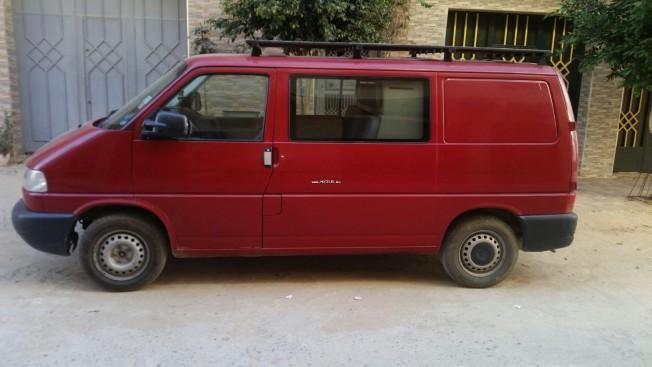 volkswagen transporter d 39 occasion maroc annonces voitures. Black Bedroom Furniture Sets. Home Design Ideas