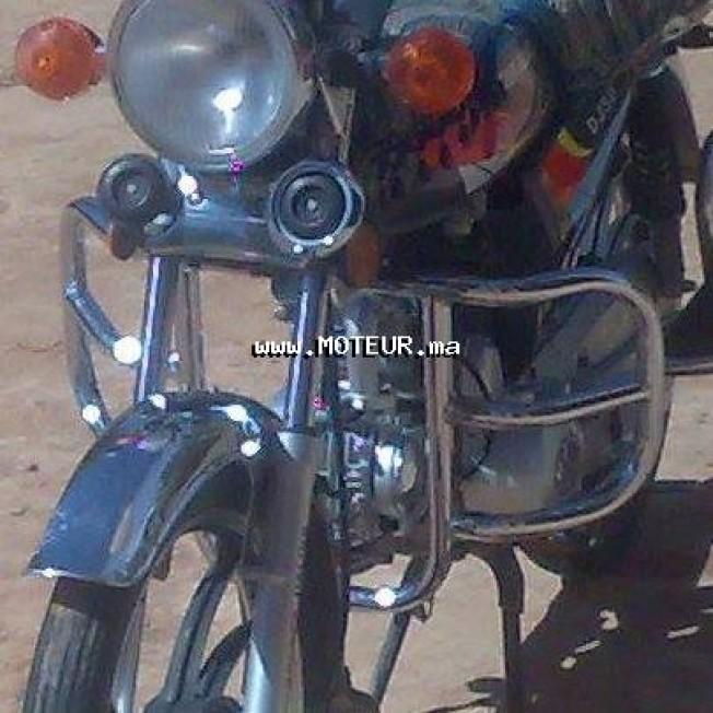 Moto au Maroc DOCKER Jialling - 132108