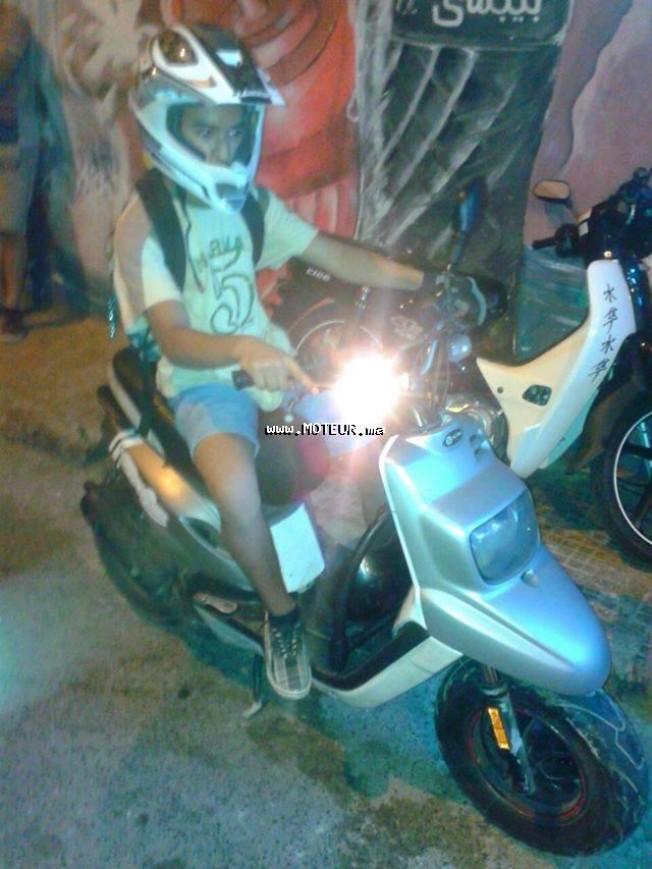 Moto au Maroc YAMAHA Bws - 123946