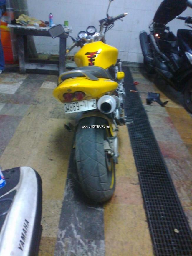 Moto au Maroc HONDA Hornet - 128074