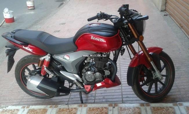 Moto au Maroc BENELLI 125 t - 132145