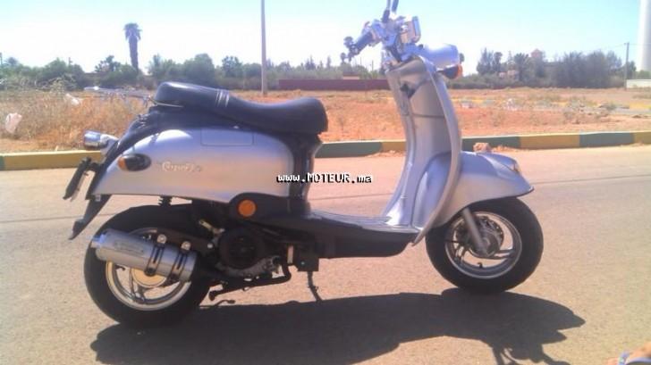 دراجة نارية في المغرب جاريلي كابري Lx 50 - 127526