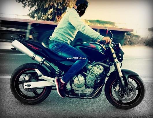 دراجة نارية في المغرب هوندا هرنيت 600cc - 131749