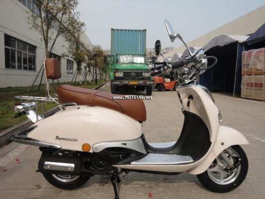 دراجة نارية في المغرب ليبيرتي رومانسيا 50 - 128957