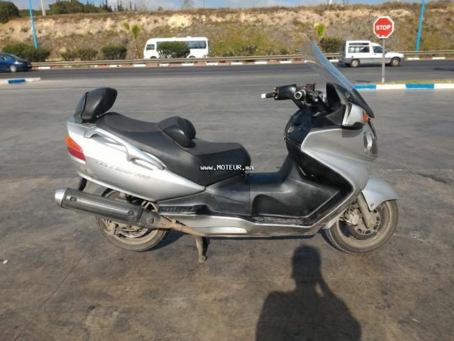 Moto au Maroc SUZUKI An 650 burgman 650 k3 - 133195