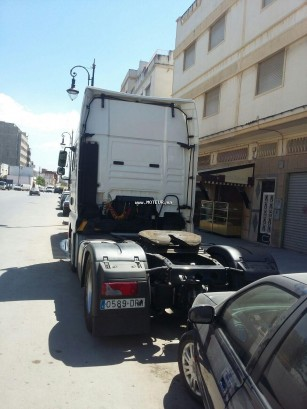 شاحنة في المغرب مان تجا - 123115