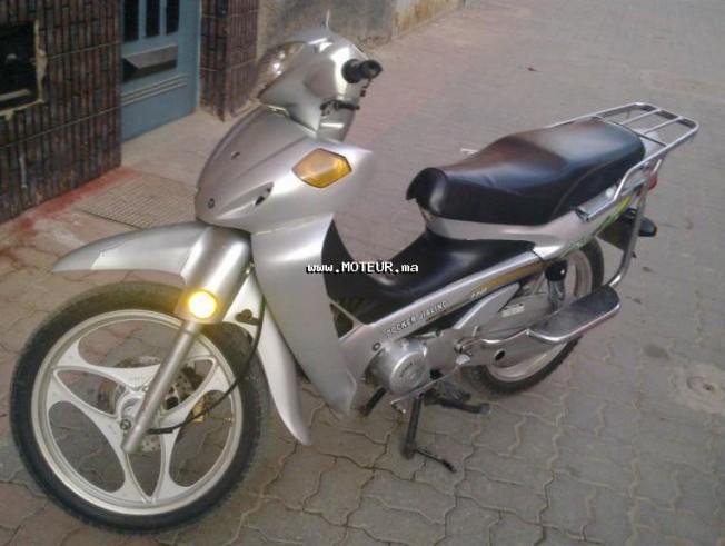 Moto au Maroc DOCKER Jialling Jilalling - 125439