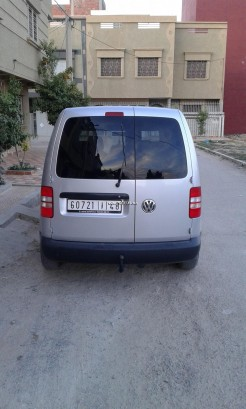 volkswagen caddy turbo 1 6 tdi 2011 diesel 85335 occasion oujda maroc. Black Bedroom Furniture Sets. Home Design Ideas