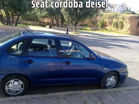 seat cordoba 1999 diesel 45856 occasion marrakech maroc. Black Bedroom Furniture Sets. Home Design Ideas