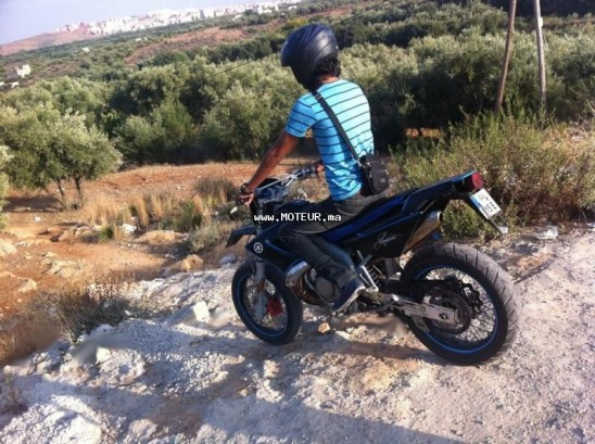 Moto au Maroc DERBI Boulevard 125 125 - 129784