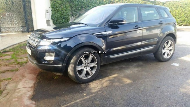 land rover range rover evoque 2012 diesel 80866 occasion casablanca maroc. Black Bedroom Furniture Sets. Home Design Ideas
