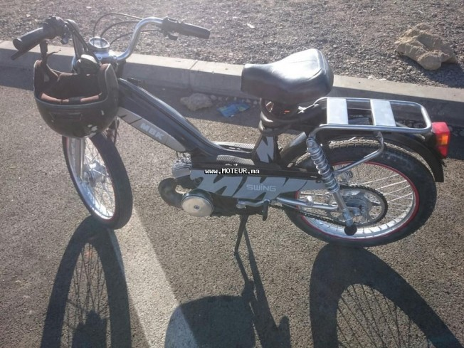 Moto au Maroc MBK Swing - 133754