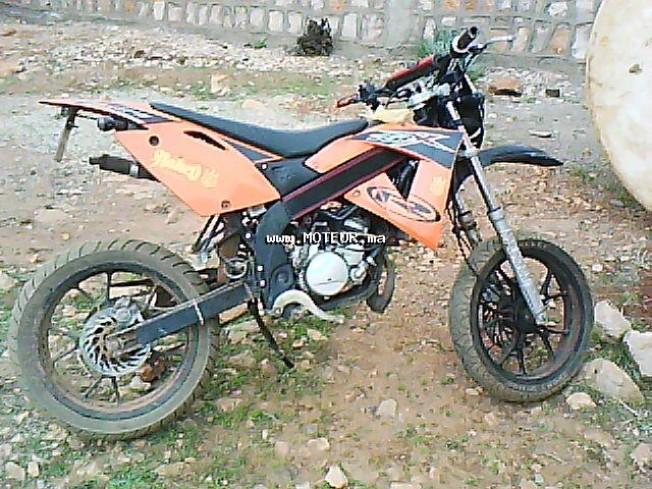 Moto au Maroc RIEJU Rrx 50 5o cc - 131079