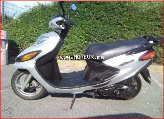 Moto au Maroc YAMAHA Cygnus Chinwiya - 128207