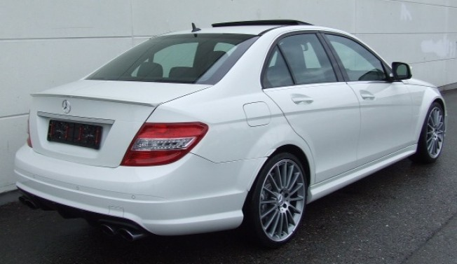 mercedes classe c c63 amg 2009 essence occasion 11294 casablanca. Black Bedroom Furniture Sets. Home Design Ideas