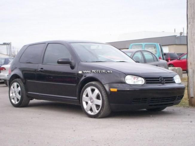 volkswagen golf 4 v6 4motion 2003 diesel 58177 occasion casablanca maroc. Black Bedroom Furniture Sets. Home Design Ideas