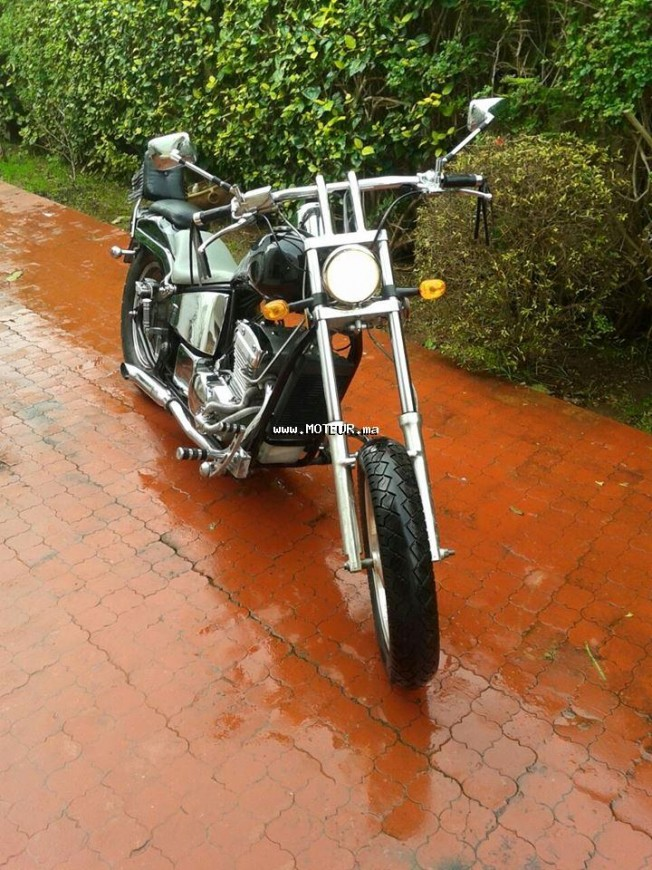 دراجة نارية في المغرب مالاجوتي اوتري - 131695