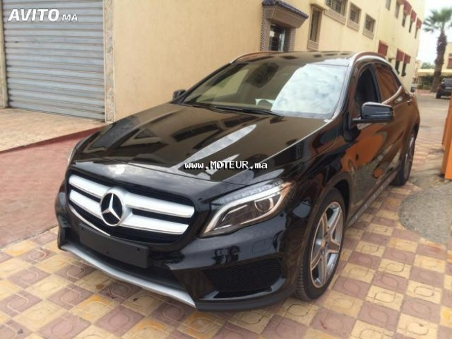 mercedes gla amg 2014 diesel 58749 occasion rabat maroc. Black Bedroom Furniture Sets. Home Design Ideas