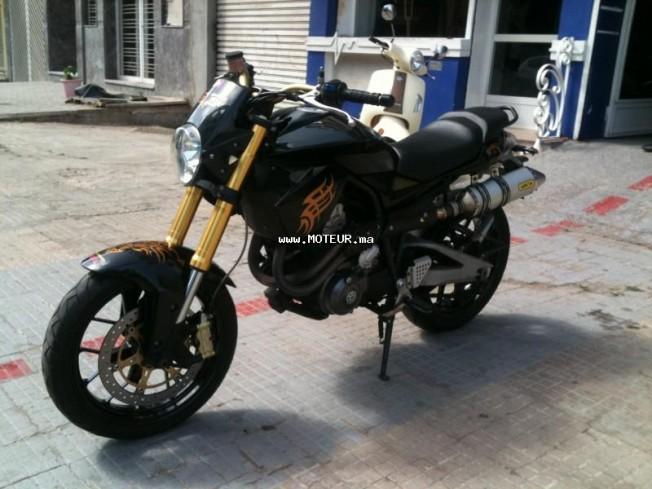 Moto au Maroc DERBI Mulhacen 659 Derbi 659 cc - 130421