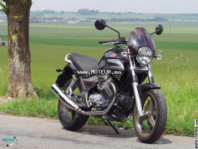 دراجة نارية في المغرب موتو-جوززي بريفا 750 يي 750 ie - 126686
