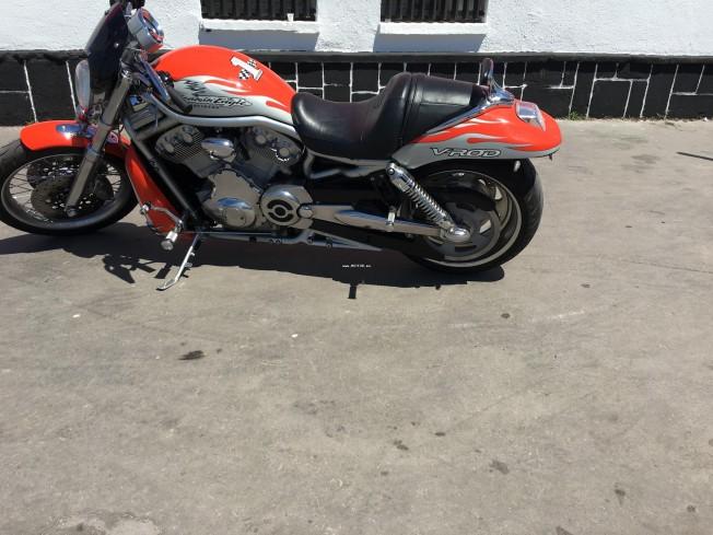 Moto au Maroc HARLEY-DAVIDSON Vrscse screamin eagl - 133978