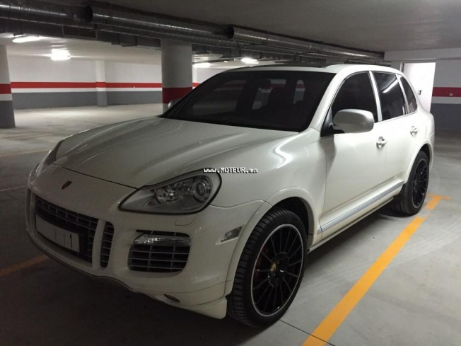 porsche cayenne turbo s 2009 essence 101320 occasion rabat maroc. Black Bedroom Furniture Sets. Home Design Ideas