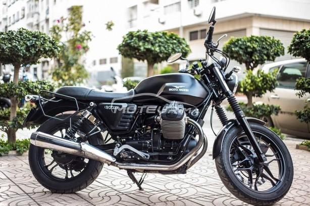 Moto au Maroc MOTO-GUZZI V7 ii stone - 282637