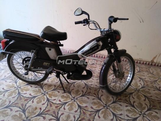 دراجة نارية في المغرب موتوبيكاني 881 - 196821