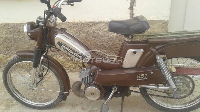 دراجة نارية في المغرب MOTOBECANE 881 - 242545