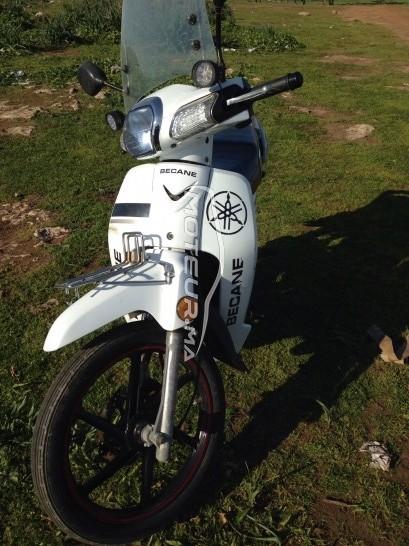 دراجة نارية في المغرب BECANE Super cub - 306977