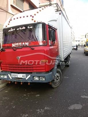 شاحنة في المغرب NISSAN Eco - 252231