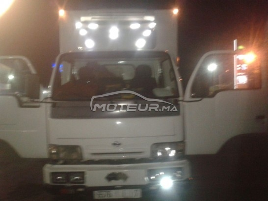 NISSAN Cabstar occasion 682224