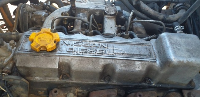 NISSAN Cabstar occasion 683588