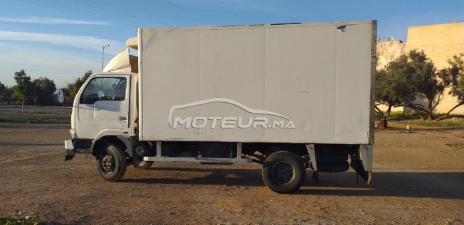 NISSAN Cabstar occasion 683590