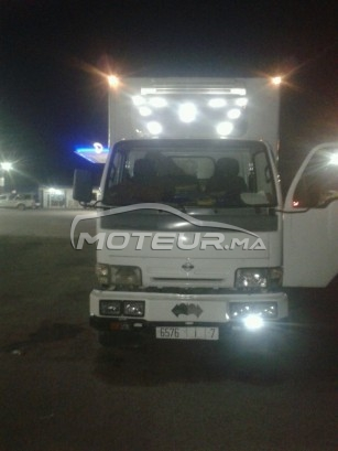 NISSAN Cabstar occasion 682223