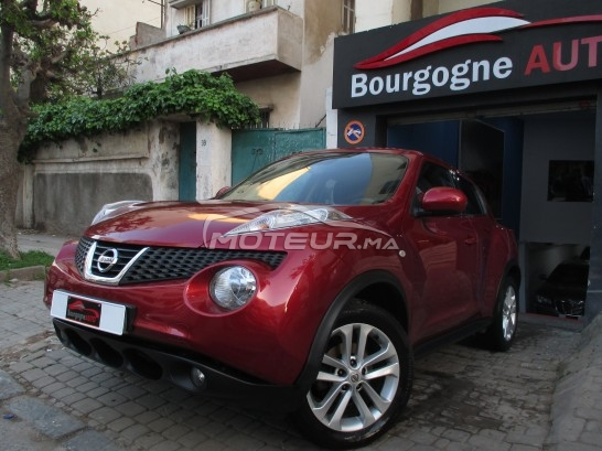 NISSAN Juke Pure drive dci occasion
