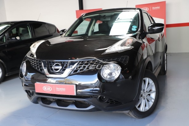NISSAN Juke 1.5 dci smart 110ch occasion