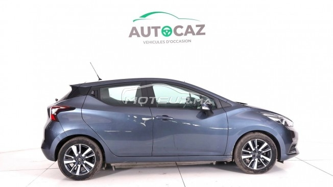 NISSAN Micra occasion 1201818