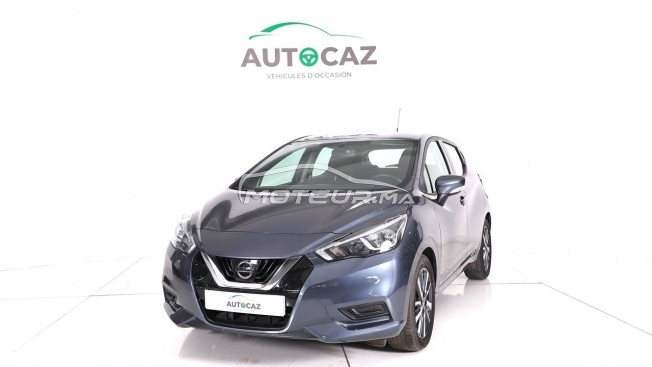 NISSAN Micra occasion 1201814