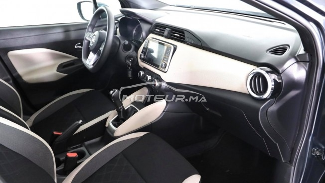 NISSAN Micra occasion 1201821