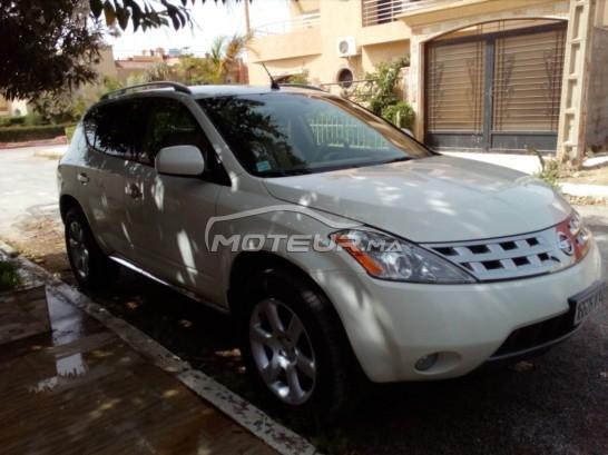 nissan murano 4x4 2009 essence 230953 occasion à rabat maroc